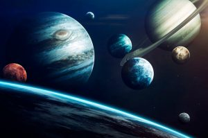 Numerology and Planets