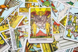 Tarot cards: The Lovers