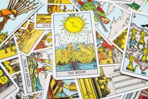 Tarot Reading: The Moon