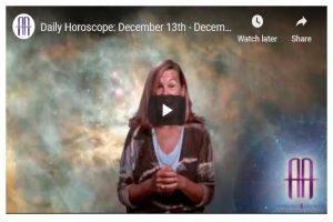 Daily Horoscope: December 13th – December 14th, 2019