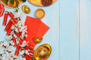 New Chinese Year's Rituals