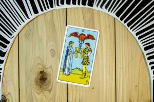 Tarot Reading: The Two of Cups