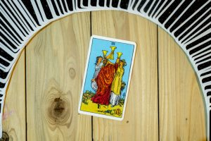 The Three of Cups Tarot Card