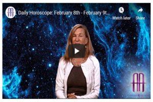 Daily Horoscope: February 8th – February 9th, 2020