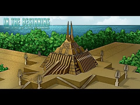Interview with Alex Teplish: The Epic of the Anunnaki