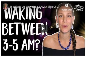 Is Waking Up Between 3-5 AM A Sign Of Spiritual Awakening?