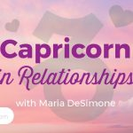 Capricorn in Relationships & in Bed