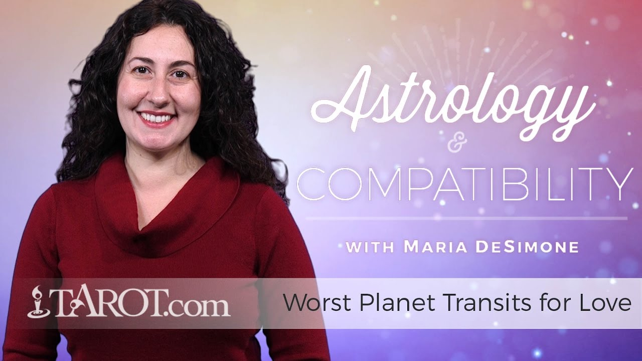 Astrology & Compatibility: Worst Transits for Love