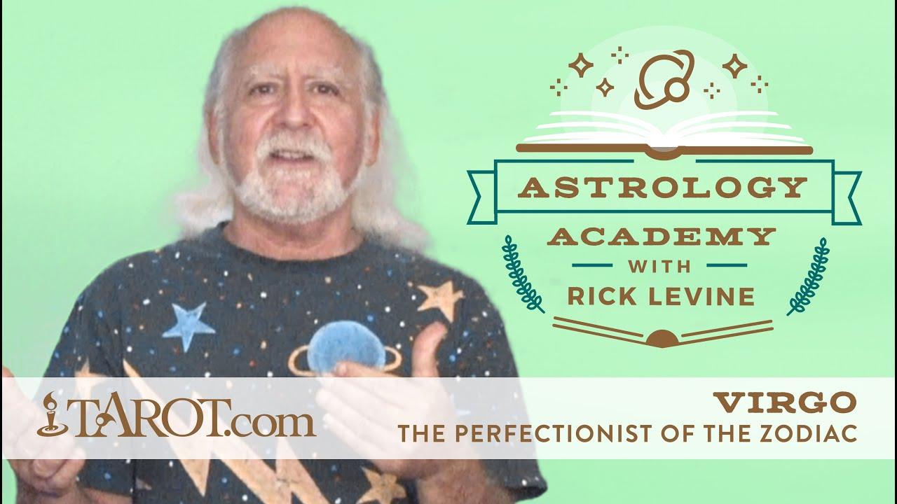 Zodiac Signs with Rick Levine: Virgo