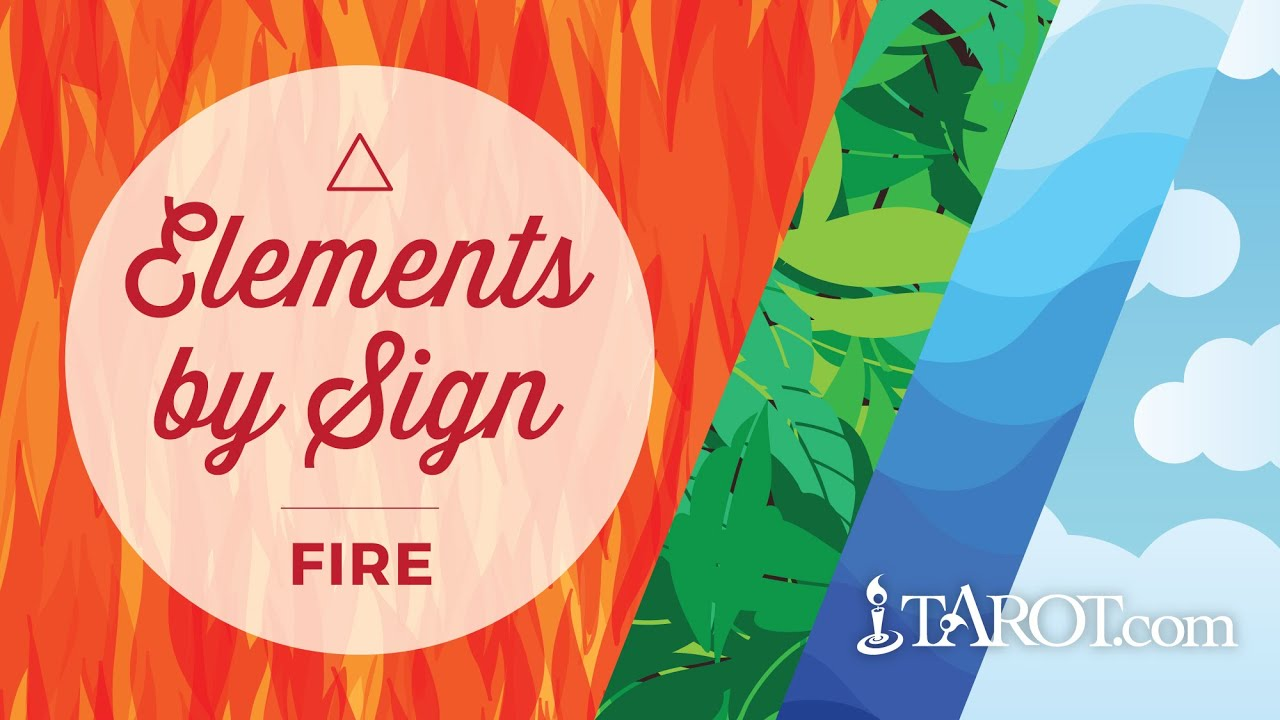 The Fire Signs in Astrology: Aries, Leo, and Sagittarius!