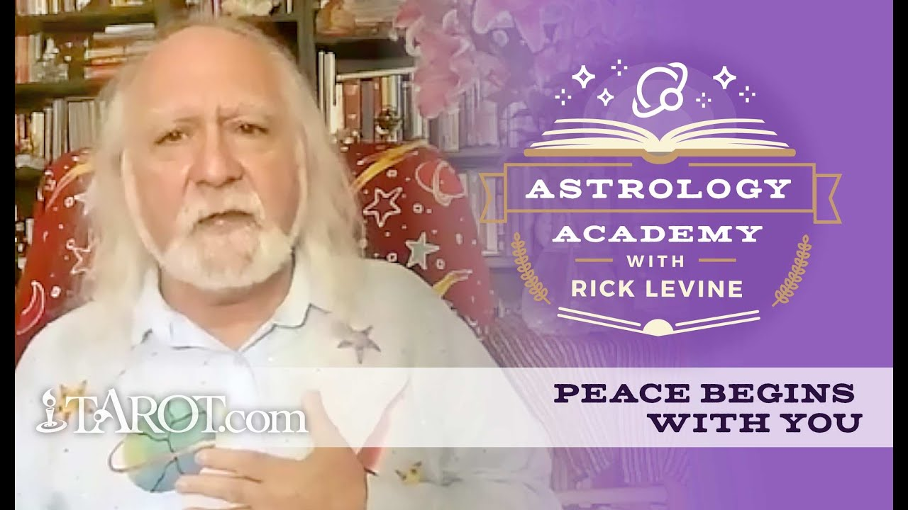 Peace Begins with You, with Rick Levine