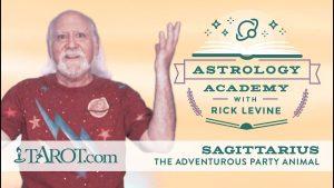 Sagittarius: The Adventurous Party Animal, with Rick Levine