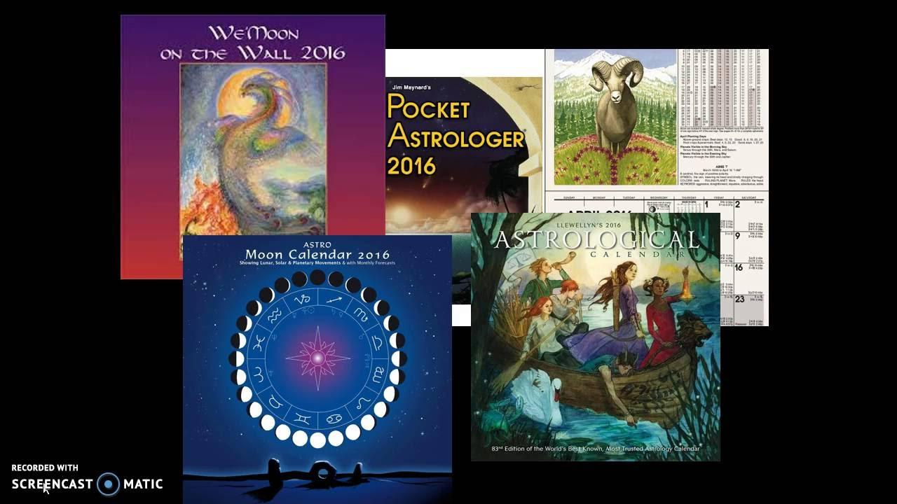 Fast Track Astrology Level I – Calendar Astrology