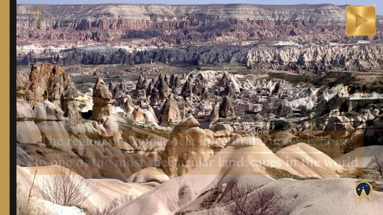 The Ancient Underground World of Cappadocia