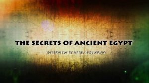Interview with Stephen Mehler — Secrets of Ancient Egypt