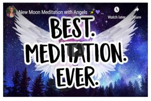 New Moon Meditation with Angels