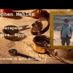 The Serapeum of Saqqara – Stephen Mehler on Ancient Origins