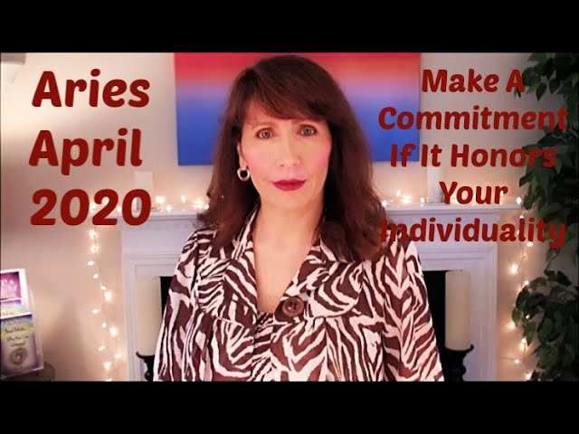 Aries April 2020 Astrology Shackles Finally Come Off UNEXPECTED OPPORTUNITIES!