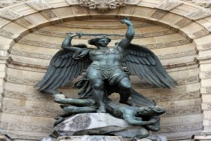 The Story of the Archangel Michael
