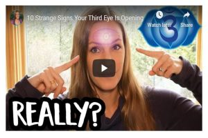 10 Strange Signs Your Third Eye Is Opening
