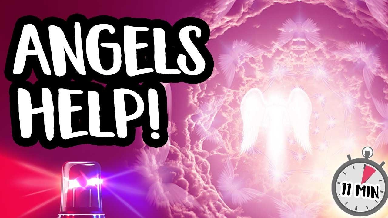 Angel Emergency Call Meditation!