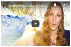 5 Undeniable Signs Angels Are Near You!