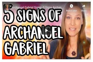 5 Signs Archangel Gabriel is With You & Reaching Out!