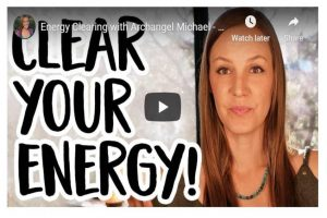 Energy Clearing with Archangel Michael – CLEAR Your Energy Fast!