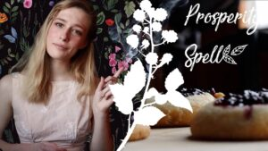 Prosperity Spell – Blackberry Thumbprint Cookies Recipe and Spell