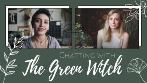 Favorite Books, Personal Practice & Plants || Chatting With Annie