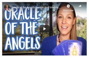 Oracle of the Angels Review And Interview Spread Reading!