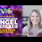 Angel Message 😇Unlock Your Next Step! (Personalized Angel Card Reading)