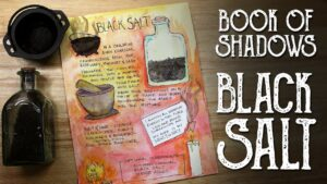 Book of Shadows Art – Magical Crafting