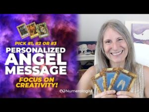 Angel Message – Focus On Your Creativity!