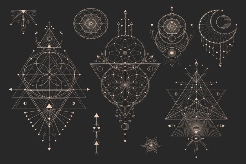 Alchemy Symbols and Astrology