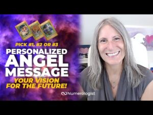 Angel Message 😇 Focus On Your Vision! (Personalized Angel Card Reading)
