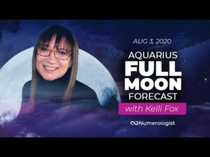 Why This Full Moon in Aquarius Is An Invitation To Step Out of Your Comfort Zone!