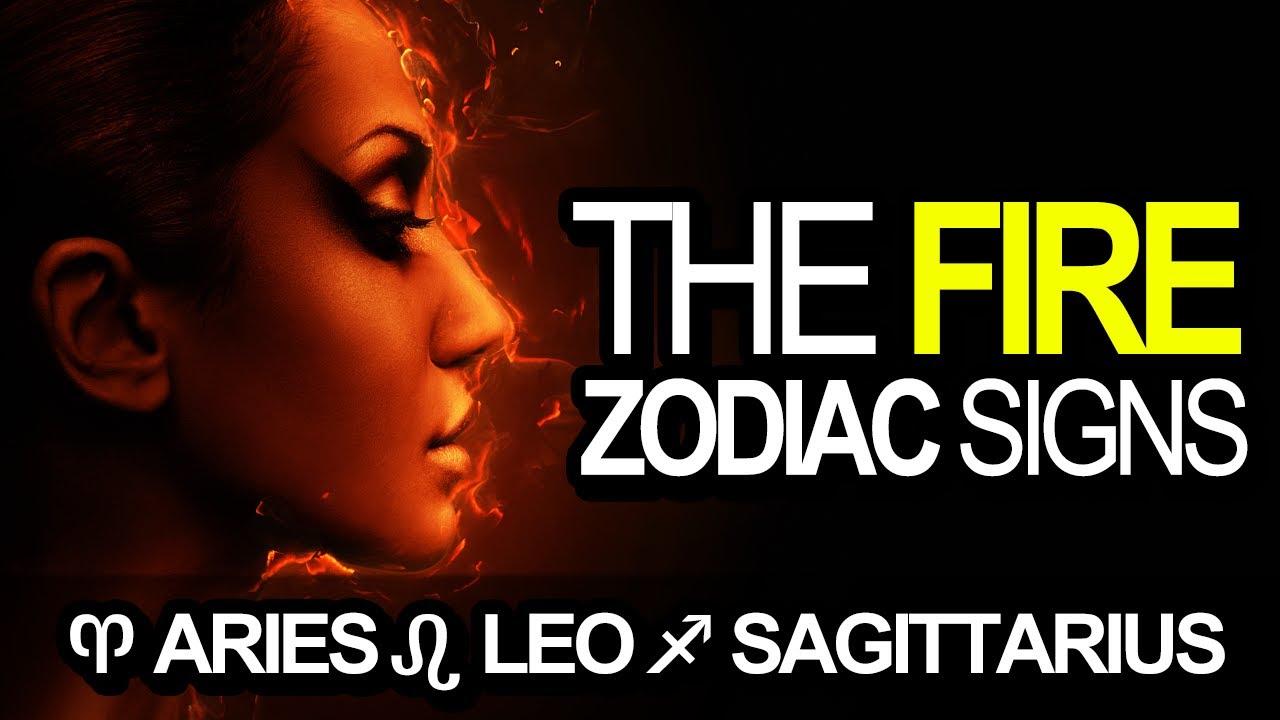 7 Secrets of the FIRE Zodiac Signs