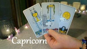 Capricorn August 2020 – Allow Them To Sweep You Off Your Feet Capricorn