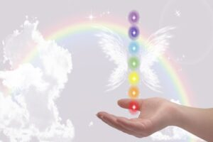Angels and the Chakras
