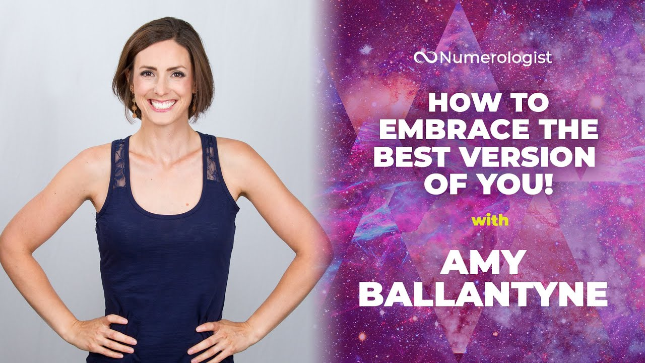 How To Embrace the Best Version of YOU! with Amy Ballantyne