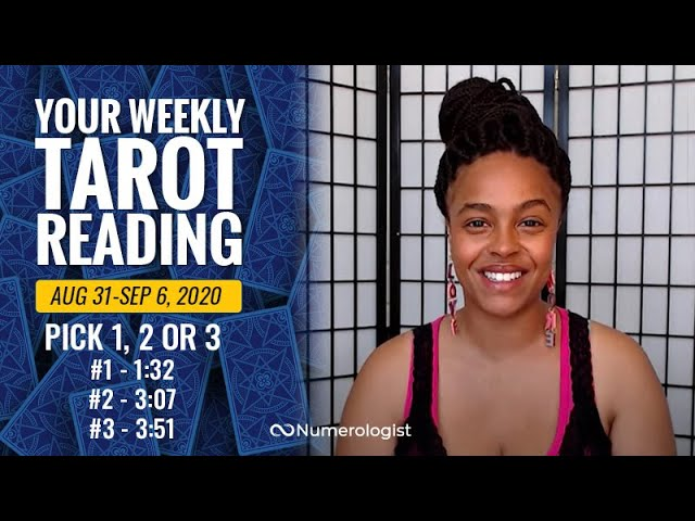 Your Weekly Tarot Reading August 31-September 7, 2020 |Pick #1, #2 OR #3