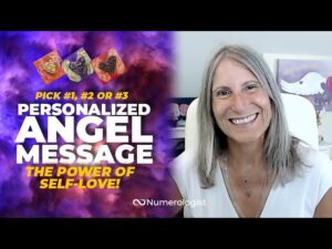 Angel Message 😇 The Power of Self-Love! (Personalized Angel Card Reading)