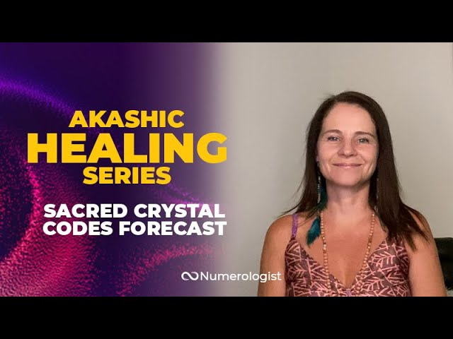 Sacred Crystal Codes Forecast ✨ | Why Surrendering Your Past Will Open The Door To The Future!