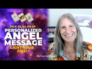 Angel Message 😇 Light Your Fire! (Personalized Angel Card Reading)