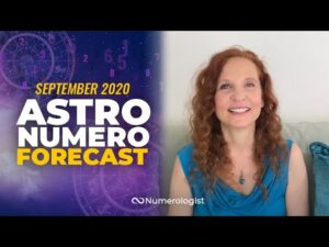 September Astro-Numero Forecast: 3 Actionable Steps To Invite Practical Change Into Your Life!