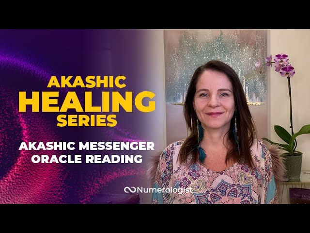 Akashic Records Oracle Reading ✨   For Deep Healing & Lasting Love