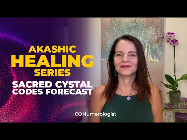 Sacred Crystal Codes| Pick #1, #2 or #3 For Your Crystal Guided Healing