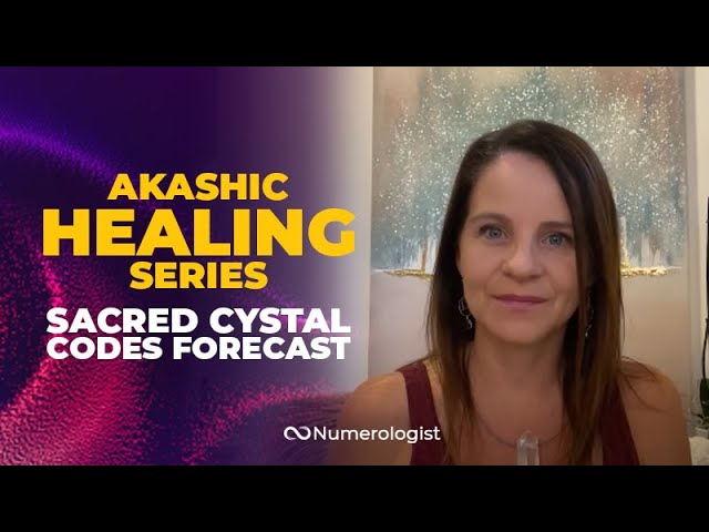 Sacred Crystal Codes Forecast   Reconnecting With Your 2021 Vision