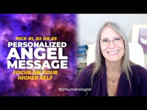 Angel Message – Your Personalized Reading For Ultimate Focus (Pick A Card)